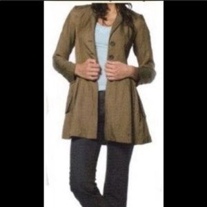 Cabi steampunk trench coat